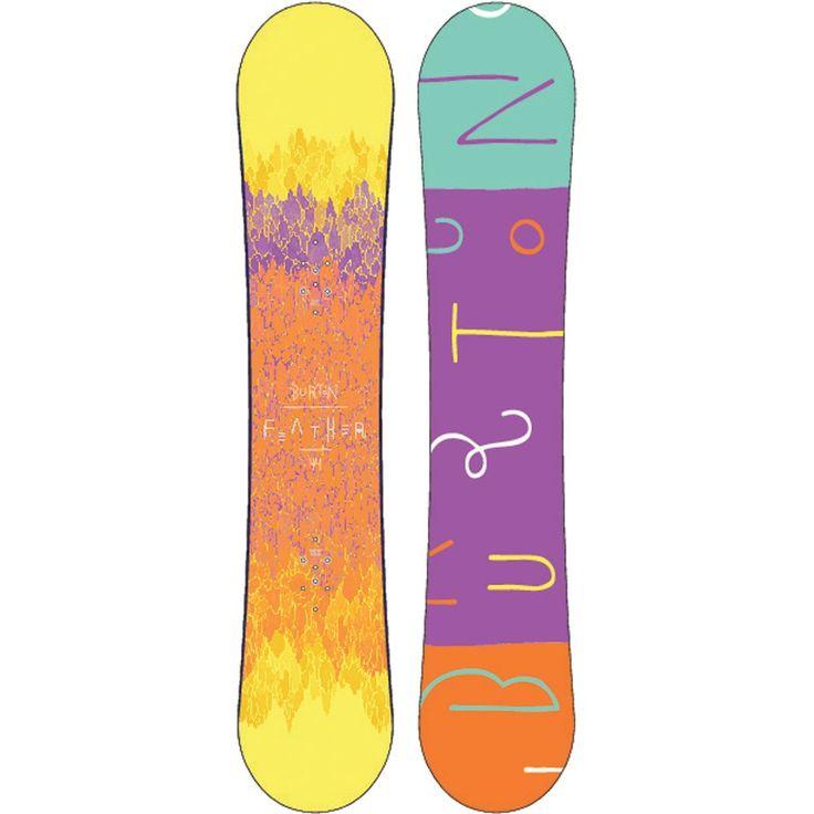 Burton Feather Snowboard (Women's) | Peter Glenn