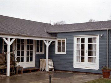 Van donzel best houten veranda maken afdak bouwen for Bouwtekening veranda eigen huis en tuin