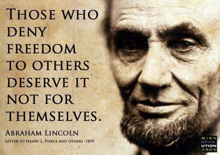 Abraham Lincoln http://RightSmarts.com