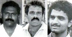 Death row convicts in the Rajiv Gandhi assassination case. Pic: The Hindu