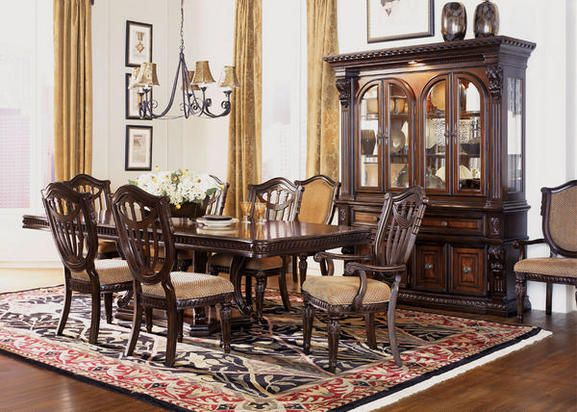 Grand Estates Traditional Stationary Sofa With Carved Wood Frame And Nailheads By Wine Country Furniture