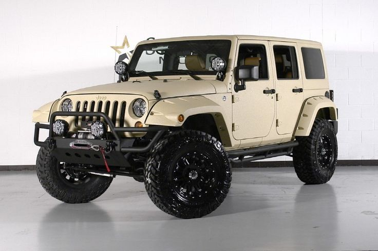 2012 Jeep Wrangler Unlimited sport with Matte Sahara