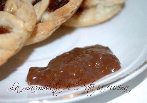 Marmellata di pere e cioccolato | Arte in Cucina