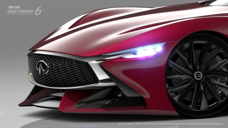Infiniti Concept Vision Gran Turismo http://www.bilnorge.no/bildegalleri.php?aid=43334&limfrom=30#f0
