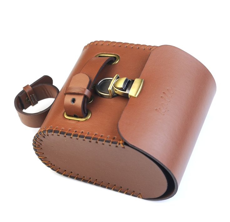 Buy Mountain Bike Vintage Hardness PU Saddle Bag Brown - Topvintagestyle.com ✓ FREE DELIVERY possible on eligible purchases