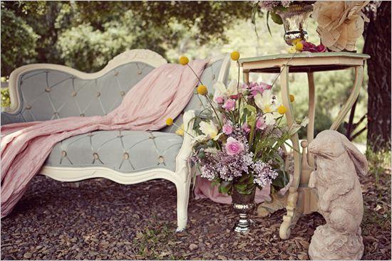 Shoot Alice au pays des merveilles (version pastel)
