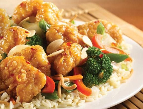 Applebee's Restaurant Copycat Recipes: Orange Chicken Bowl