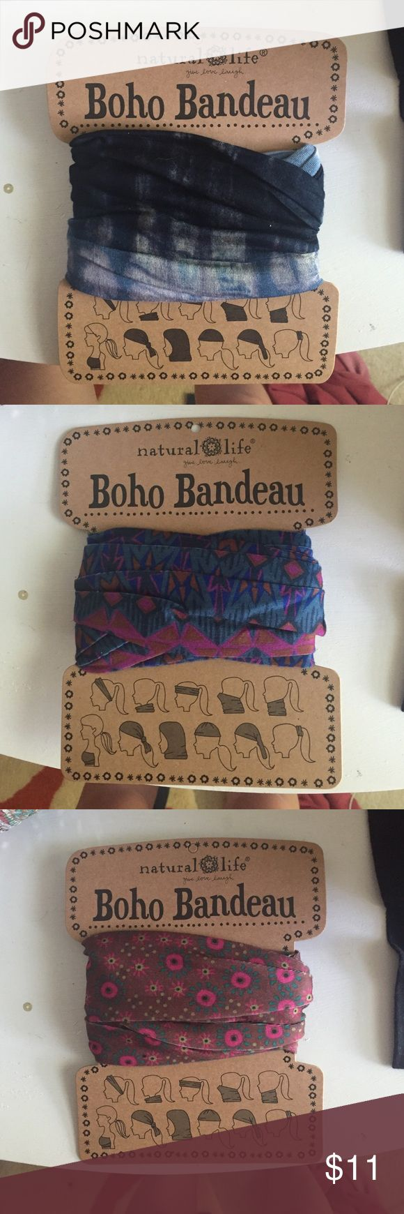 Natural Life 'Boho Bandeaus' Never been worn. Perfect handband Natural Life Accessories Hair Accessories