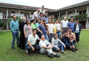 Colombia: Experiencia de formación conjunta de hermanos y laicos