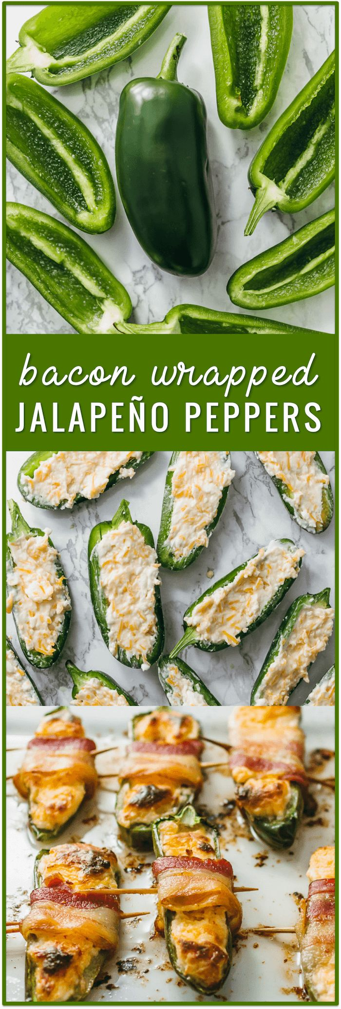 Bacon Wrapped Jalape�o Peppers Stuffed With Cream Cheese