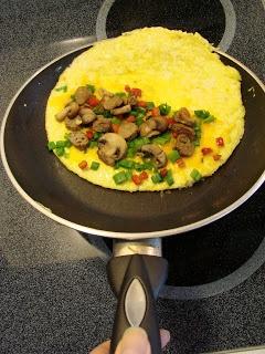 Easy Omelette Recipe