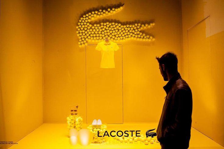Lacoste 80th Annversary
