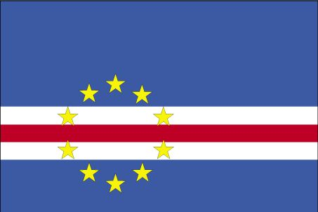 Country Flags: Cape Verde Flag
