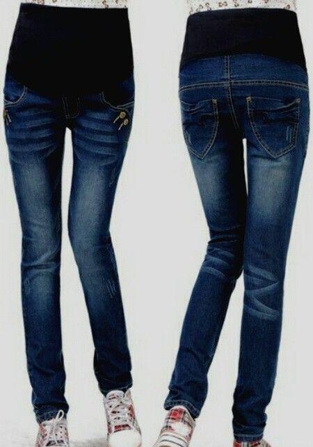 Těhotenského džíny