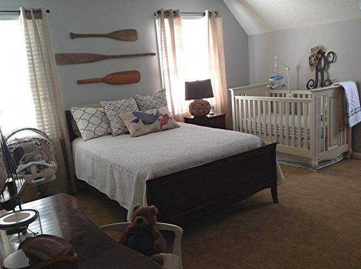 Nursery Sharing With Parents My Nest Pinterest Paddles Quartos And Colors