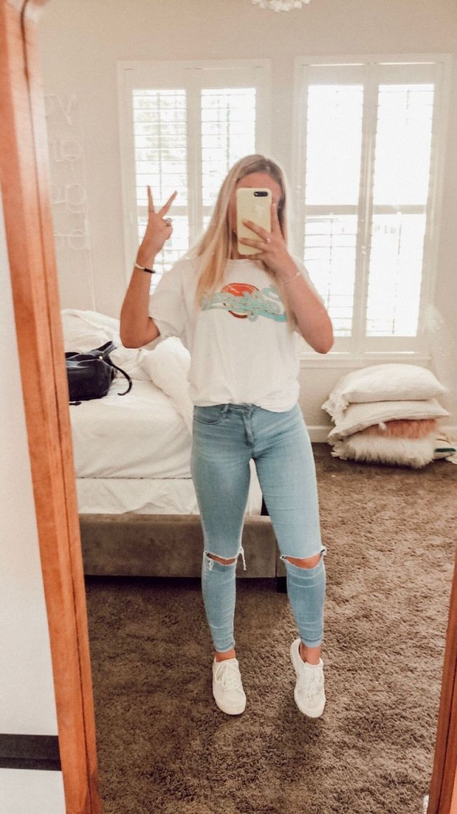 Cute Outfits For School 2019 : outfits, school, Frauen