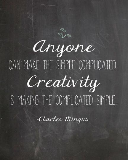 158 best images about Creativity Quotes on Pinterest   The secret ...