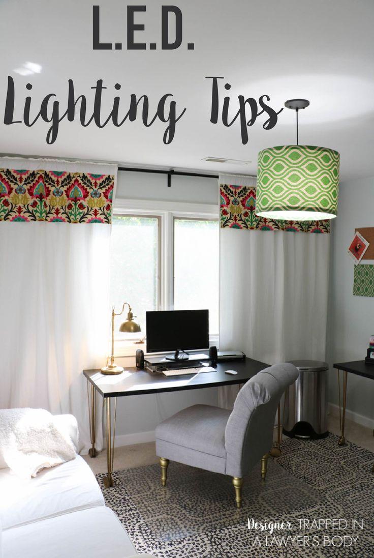 Wonderful Led Lighting Tips From Ace Blogger Designertred