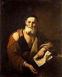 Leucipo fue un filósofo griego al que se atribuye la fundación del atomismo.