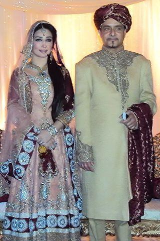 Celebrity Pakistani Wedding of Reema Khan and Tariq Shahab I contracted.
