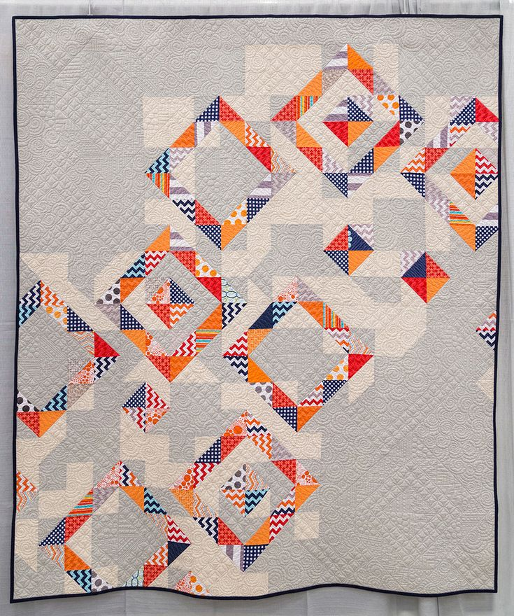 Modern Quilting Gallery | The Modern Quilt Guild                                                                                                                                                                                 More