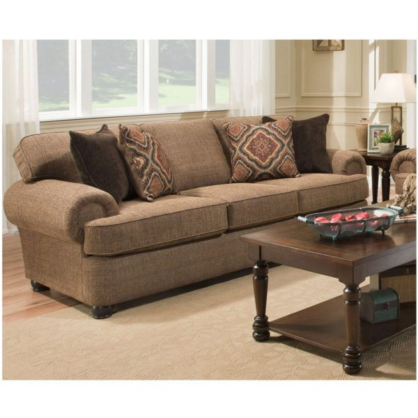 Simmons Beautyrest Sofa 7533BRS Shelby Multi | Hope Home Furnishings And  Flooring