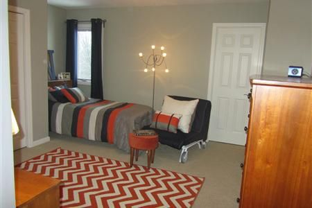 Pre-teen boy Room Redesign - Kate Carnath Redesign - Wexford, Pa - katecarnath.com
