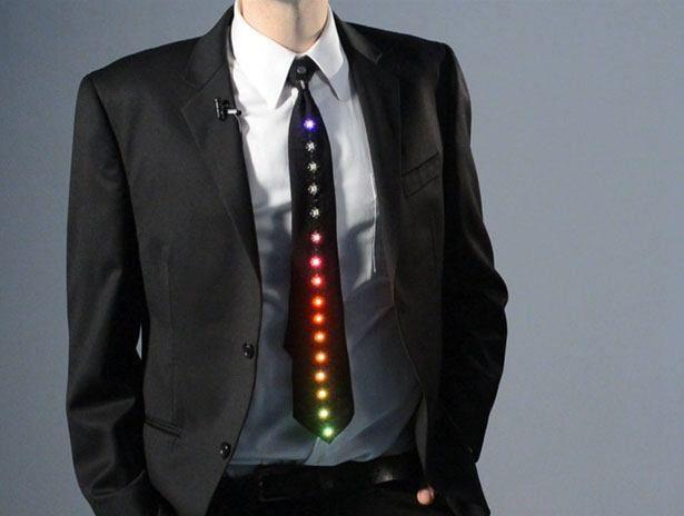 Ampli-tie, una ingeniosa corbata