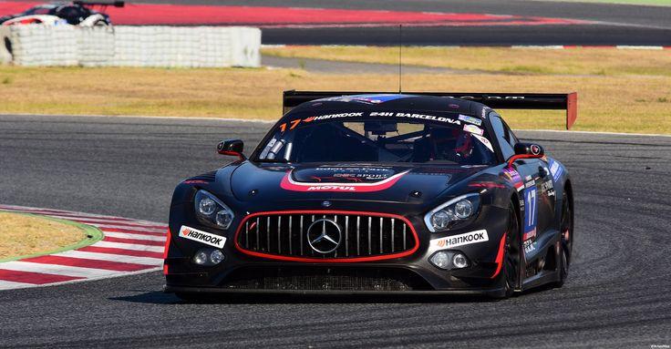 https://flic.kr/p/W9wuZq | Mercedes AMG GT3 / Patrice Lafargue / Paul Lafargue / Alban Varutti / Dimitri Enjalbert / IDEC SPORT RACING