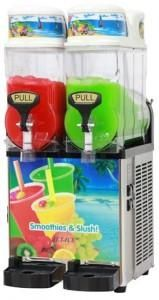 48L Twin Slushie Machines From Castle Capers Jumping Castle Hire check out all the details at http://www.castlecapers.com.au