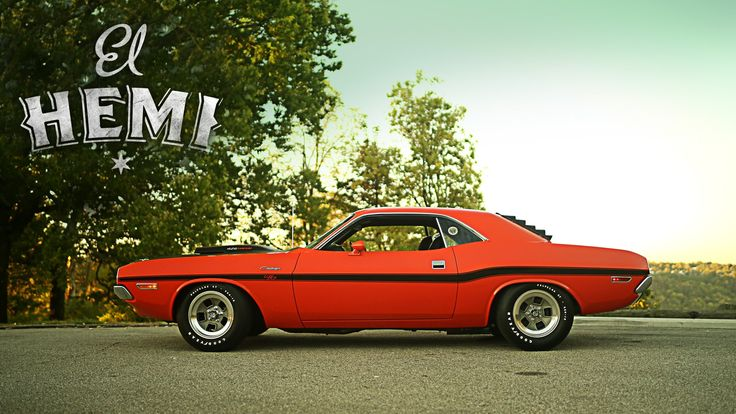 This Dodge Hemi Challenger R/T Is One Family's Surviving Muscle Car #dodge #hemi #challenger #cars #venezuela #classics #autos #chrysler #design #collectibles