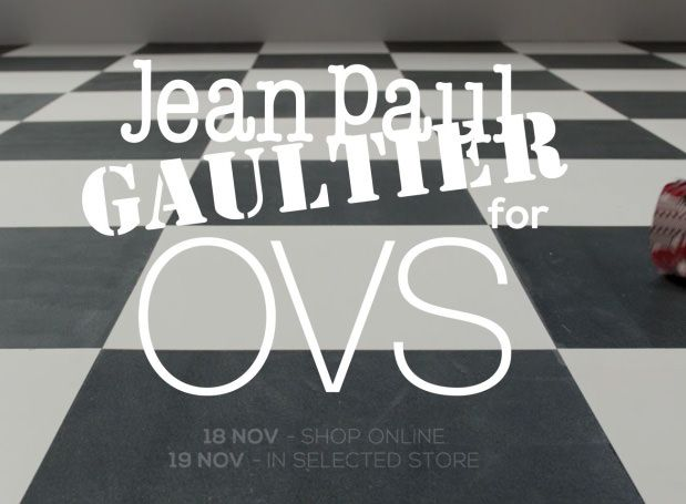 http://www.fashionkama.com/2016/11/ovs-incontra-jean-paul-gaultier-ovs-vs.html A great event! Jean Paul Gaultier Capsul Collection for OVS...haute couture for everybody low-cost! #fashion #jeanpaulgaultier #ovs #look #style #stylist #fashionblogger