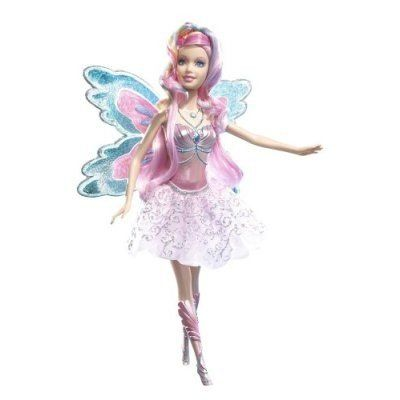 Barbie Fairytopia Mermaidia GlitterSwirl Fairy Doll -- Learn more by visiting the image link.