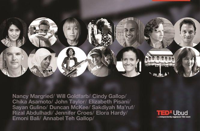TEDx UBUD 2014 @ Fivelement Ubud