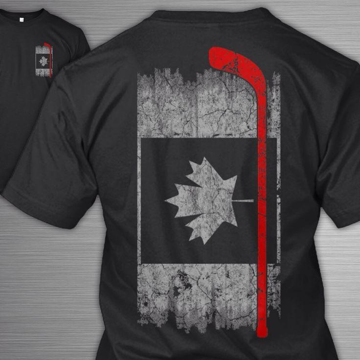 Hockey Canada tee