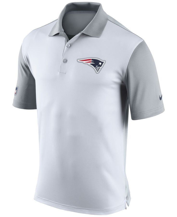Nike Men's New England Patriots Preseason Polo