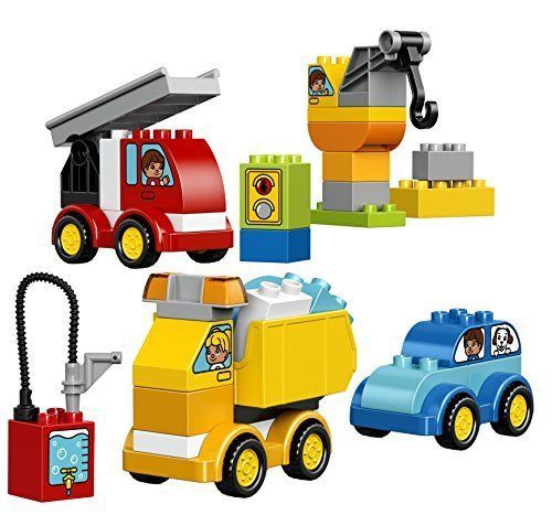 My First Cars &Trucks 10816 Educational Toy For Kids Ages 1½ - 5 ...