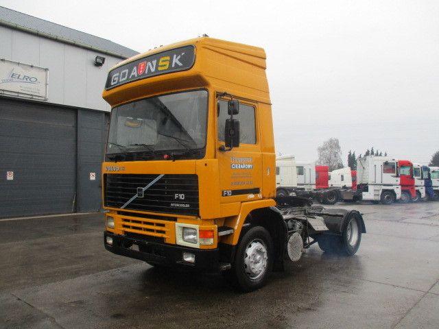 VOLVO F 10 - 320 tracteur routier d'occasion à vendre, prix 6000 EUR, année de fabrication 1988 - Truck1 - 1939181