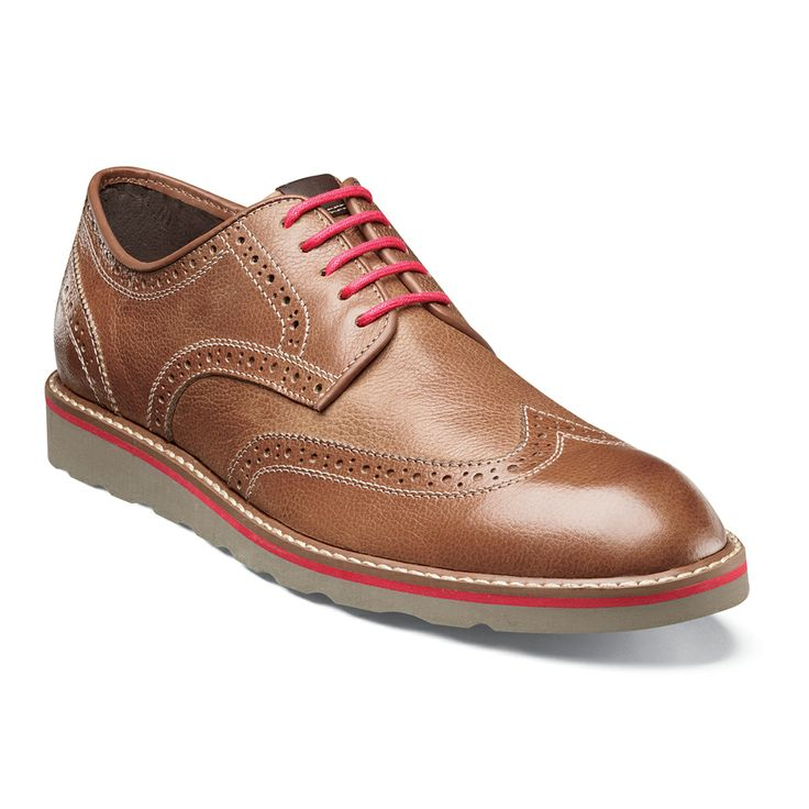 Highlands Wing - 15067 - Florsheim Shoes - The Official Website - Florsheim  Highlands Wing Tip oxford dress casual lace up, size