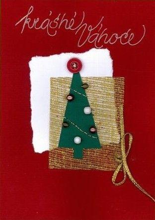 Vánoční přáníčka - Scrap Café