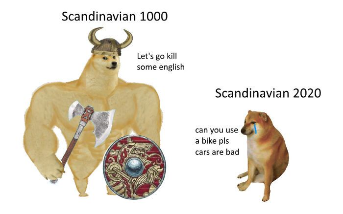 Then Now Dog Meme History Memes Dog Memes Funny Memes