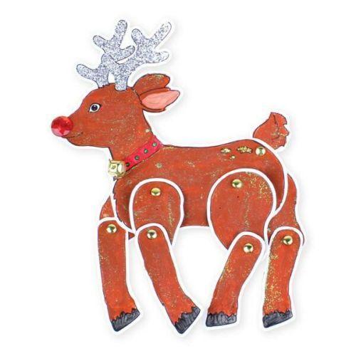 Dancing Reindeer - - - FREE DELIVERY ACROSS AUSTRALIA