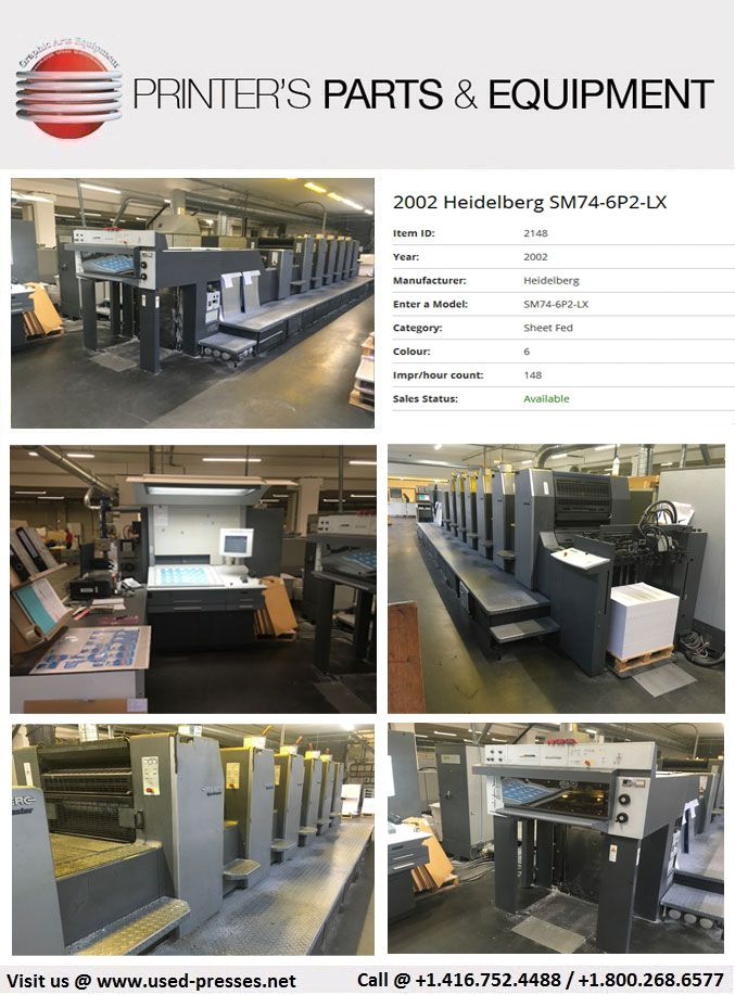 1000  Images About Heidelberg Printing Press On Pinterest
