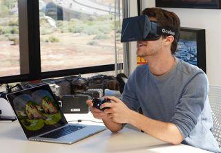Google buy virtual reality goggles