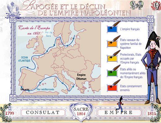 Napoléon Bonaparte : du Consulat à l'Empire FranceTvEducation