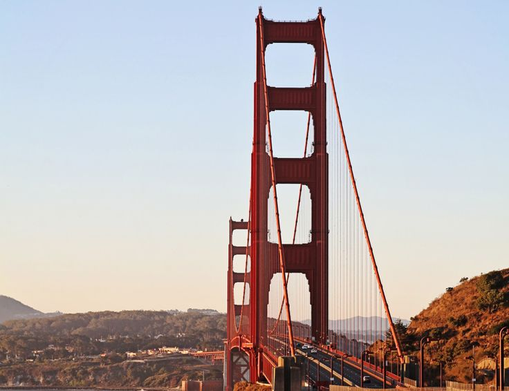 golden gate bridge, sunrise san francsico, north bay, whimsy soul, travel blogger, san francsico travel blogger