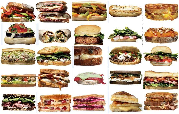 Os proponemos 30 recetas de sándwiches de lo más variadas para no tener que repetir en todo un mes. Si te gustan las cenas rápidas este es tu post.