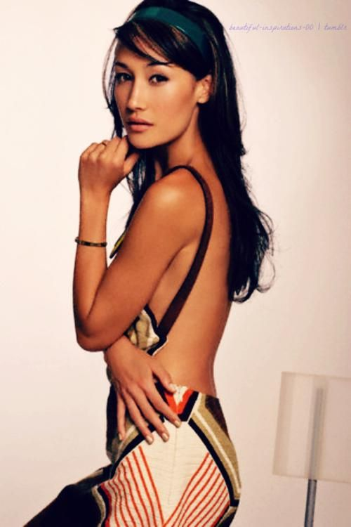 76 Best Images About Maggie Q On Pinterest Prime