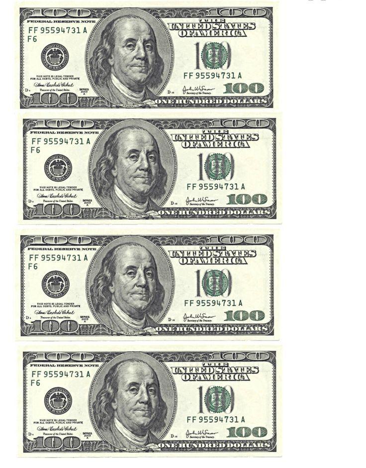 Edible 100 Dollar Bill Cake Toppers Bill Cake Bill Cake Dollar Dollarbills Edible Toppers Dollar Bill Cake Dollar Bill 100 Dollar Bill