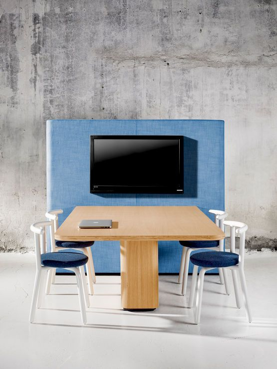 Tetromino X60 Workstation | Stylecraft | Modular System, Meeting Table, Activity Based Working